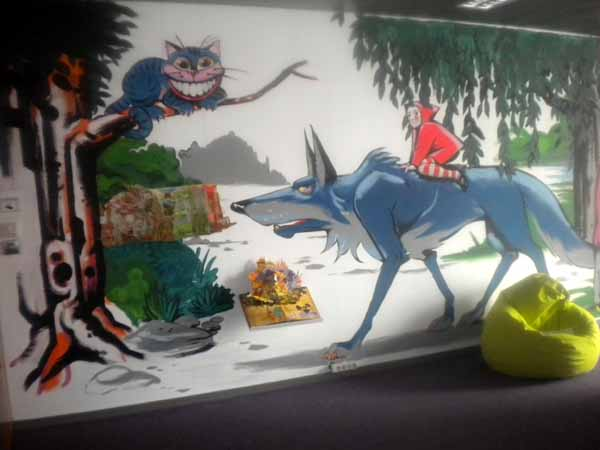 27132f43e Cuentos imaginados  el arte de la ilustración infantil