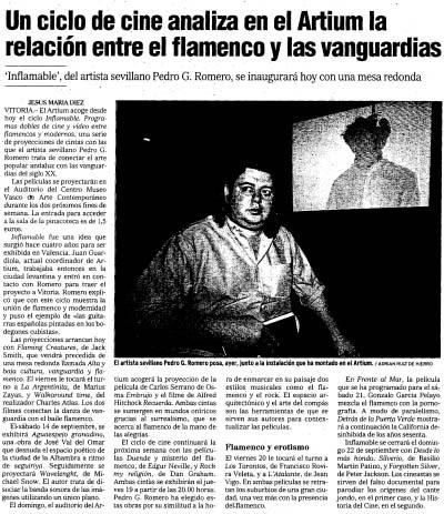 a5d52afa8 ARTIUM (2002-2012): Memoria gráfica y documental