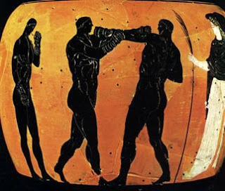 deportes olimpicos antiguos