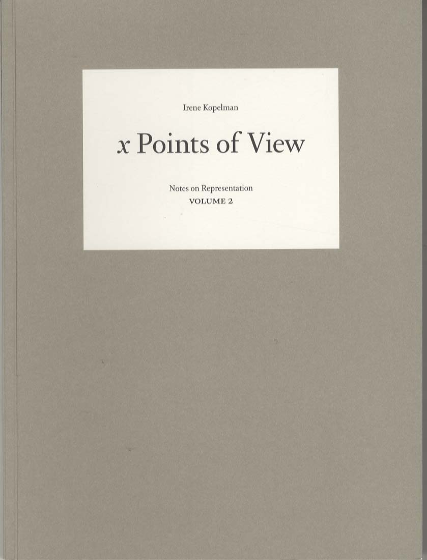 x points of view, Irene Kopelman
