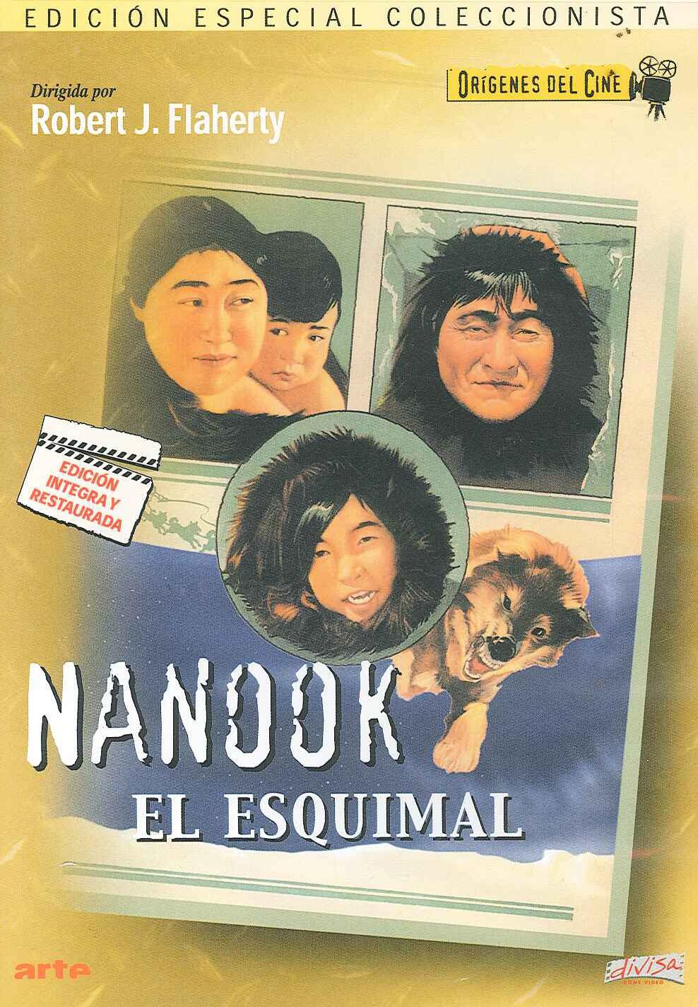 nanuk el esquimal