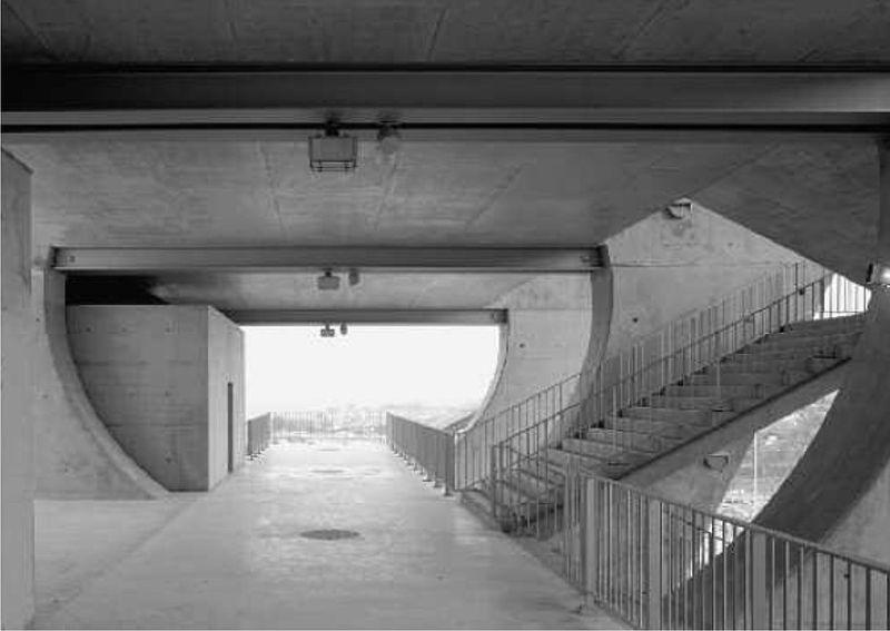 Premios pritzker viaje por la arquitectura contempor nea for Grada escalera