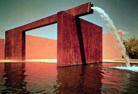 Luis barrag n for Arquitectos y sus obras