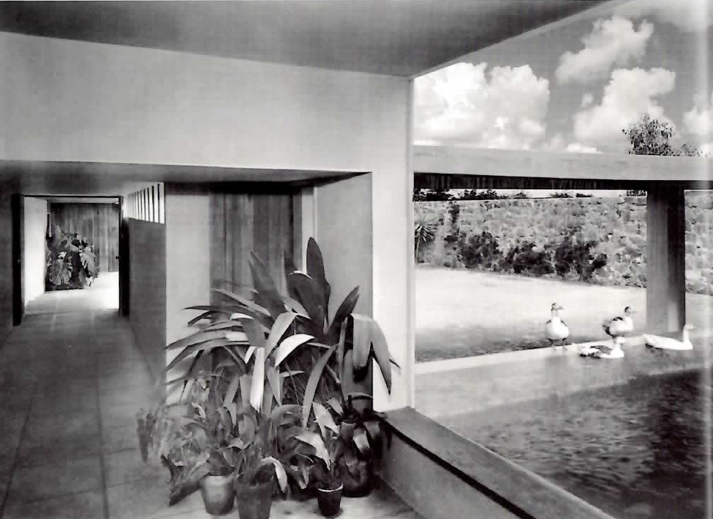 Luis barrag n for Casa y jardin mexico