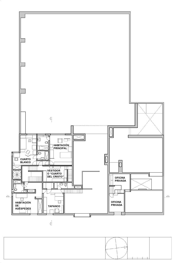 Planos De La Vivienda Artium Biblioteca Y Centro De