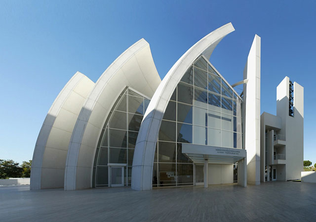 Richard meier for Arquitectos y sus obras