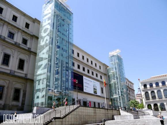 Museo Reina Sofia.Imaginartium Acercar A Los Ninos El Mundo Del Arte Museo Reina