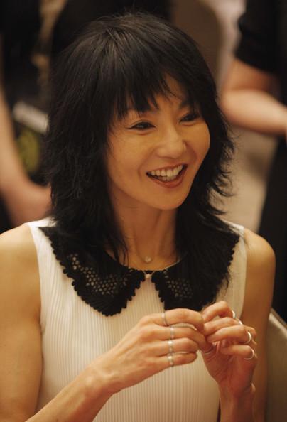 Maggie Cheung Maggie Cheung Man Yuk