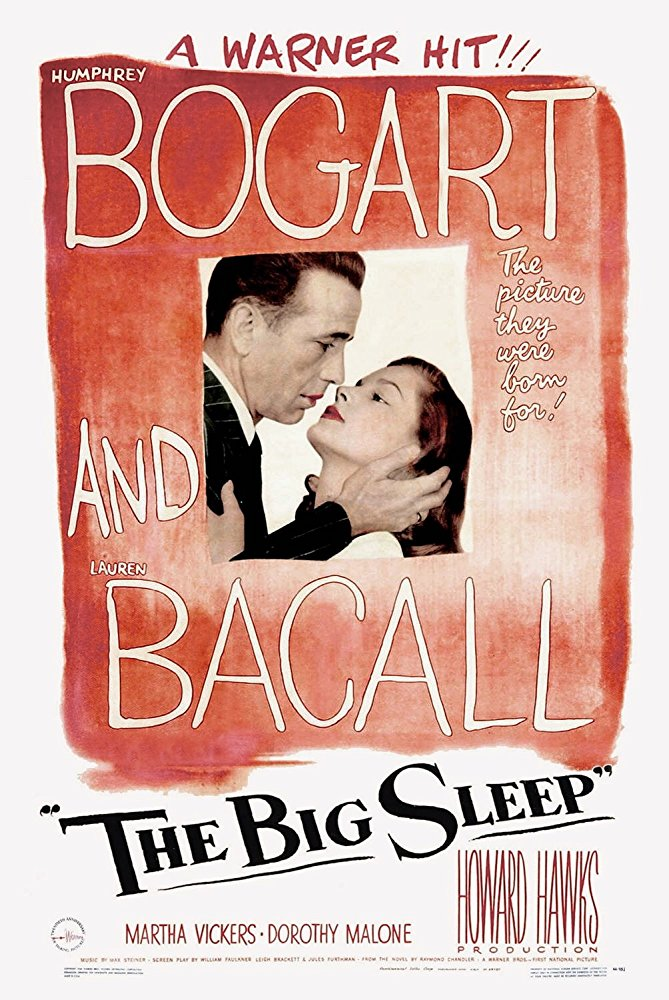 El sueño eterno - The big sleep, 1946.