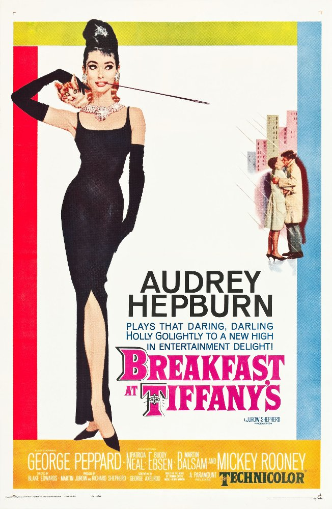 Desayuno con diamantes - Breakfast at Tiffany's, 1961