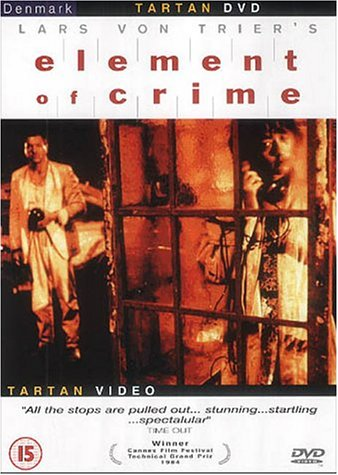 El elemento del crimen - Forbrydelsens element (The Element of Crime), 1984