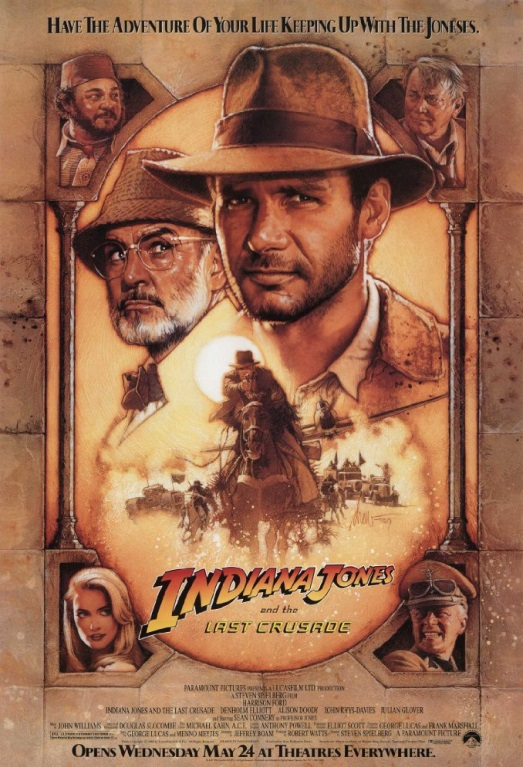 Indiana Jones y la última cruzada - Indiana Jones and the last crusade, 1989