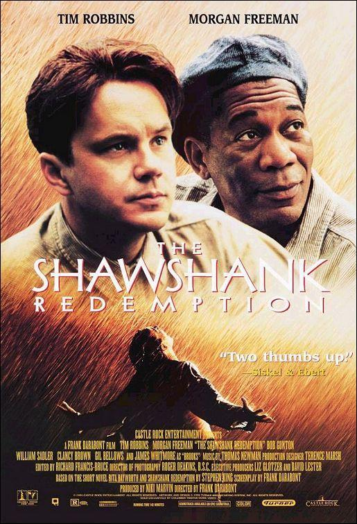 Cadena perpetua - The shawshank redemption, 1994