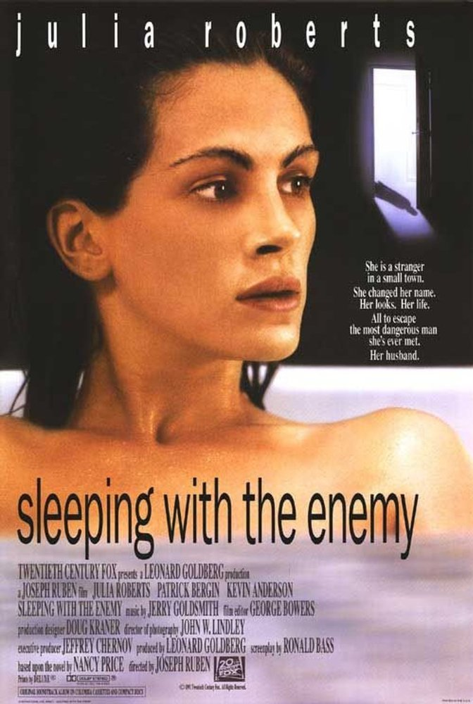 Durmiendo con su enemigo - Sleeping with the enemy, 1991