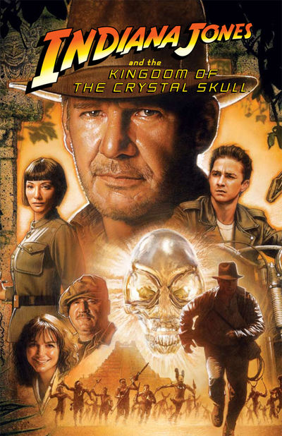 Indiana Jones y el reino de la calavera de cristal - Indiana Jones and the Kingdom of the Crystal Skull, 2008