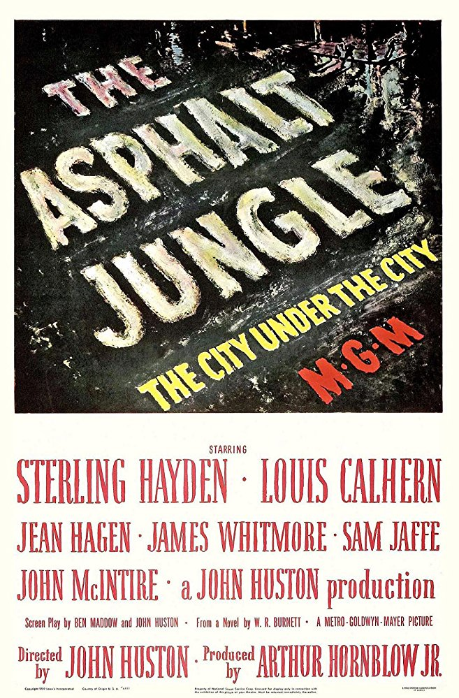 La jungla de asfalto - The asphalt jungle