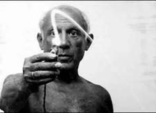 Pablo Picasso. (Fuente: http://www.craigwarner.tv/)